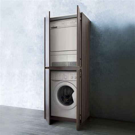 mobile lavatrice un mobile per nascondere lavatrice e asciugatrice
