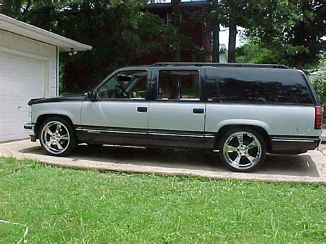 electric and cars manual 1994 chevrolet suburban 1500 on board diagnostic system mccarce 1994 chevrolet suburban 1500 specs photos modification info at cardomain