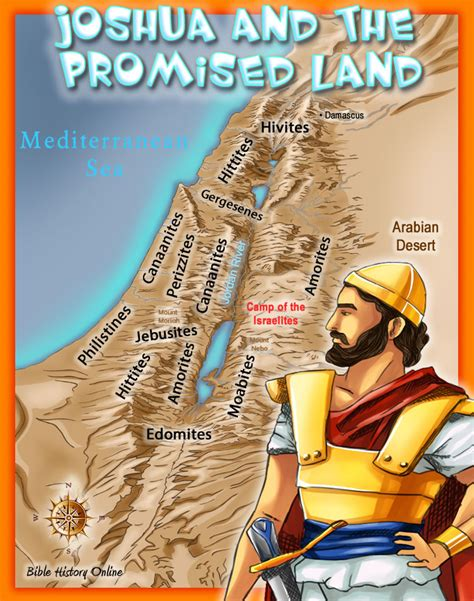 a s story daughters of the promised land books joshua and the promised land bible maps