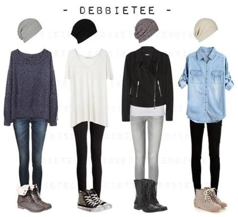 changing your fashion style to look great as a young gray haired woman clothes clothing fashion style image 685492 on favim com