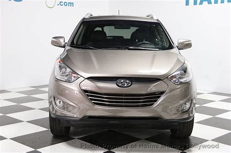 used 2012 hyundai tucson awd i4 gl in 2013 used hyundai tucson awd 4dr automatic gls pzev at haims motors serving fort lauderdale