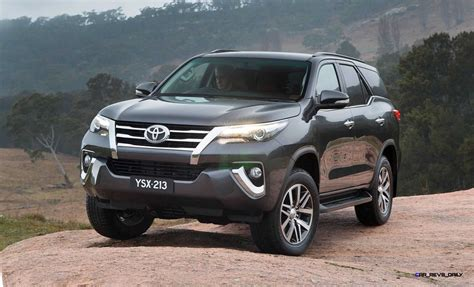 Does Toyota Make Lexus 2016 Toyota Fortuner Global Suv Previews Us Market 2018