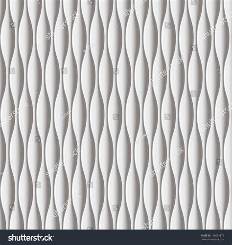 Modern Row House white seamless texture vertical wavy background stock