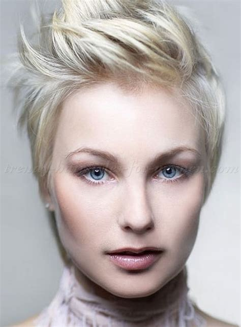 women hairstyles 2015 shorter or sides and longer in back short hairstyles 2015 women faux hawk short funky