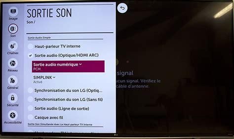 format audio numerique comment 233 couter la tv sur un li hi fi son vid 233 o com