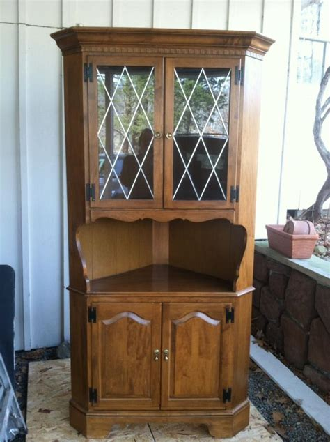 ethan allen china cabinet for sale ethan allen corner cabinet for sale classifieds