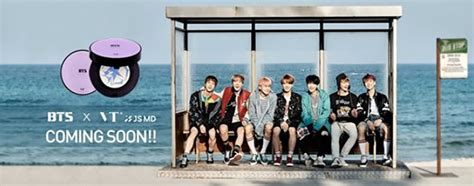 bts vt cosmetics bts to release new cosmetics line koreaboo
