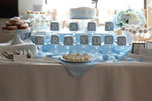 shabby chic boy baby shower party ideas photo 16 of 21 catch my party