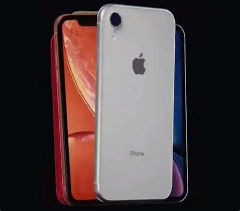 iphone xr launch with dual sim support learn specifications