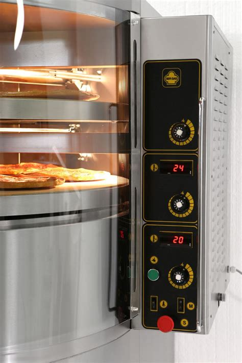 Oven Gas Deck ovens gas and electric rotating pizza ovens gas pizza