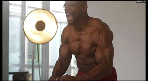 terry crews supplements terry crews stars in hilarous old spice ads muscle fitness