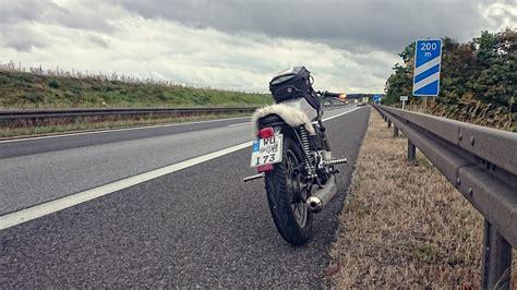 Motorrad Blinker Geht Nicht by Selbst Schuld Ratracer De
