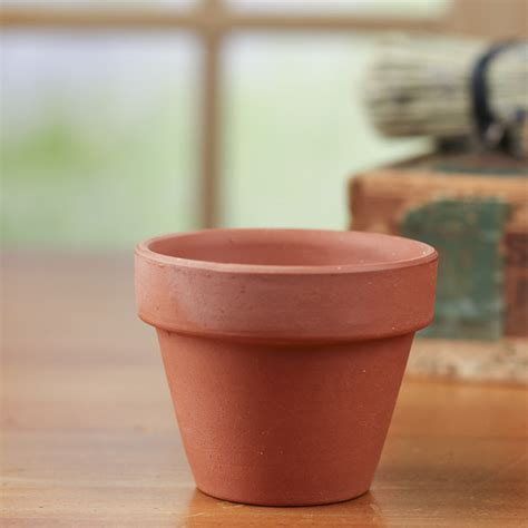 small flower pot small terra cotta flower pot decorative containers kitchen and bath home decor