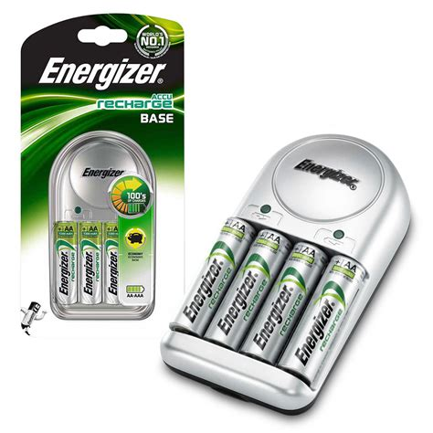 rechargeable batteries and chargers energizer aa and aaa battery charger with 4x aa 1300mah