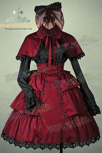Instant Gotik steunk lapel cotton embroidery
