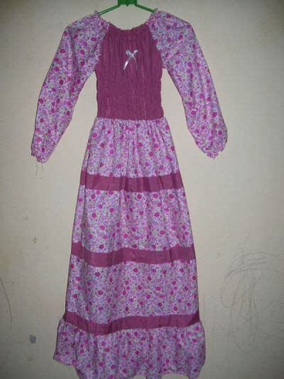 Gamis Anak Dna Dnacollection Gamis Anak 20 000