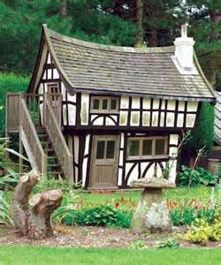 crooked cottage playhouse aplaceimagined storybook playhouse