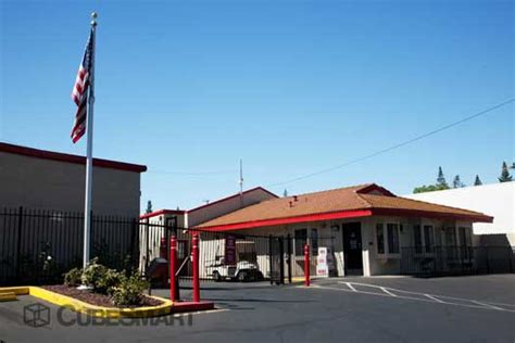 Citrus Heights Post Office by Self Storage Units At 7562 Greenback In Citrus