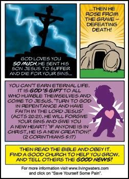 ray comfort tracts comic are you a good person tracts