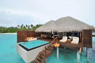 Ayada Maldives Resort   Overwater Bungalows