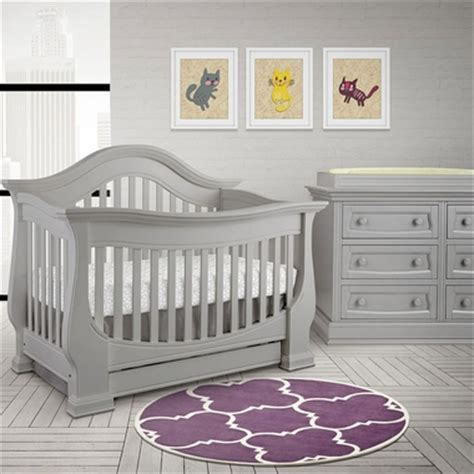 Baby Appleseed Davenport Crib Baby Appleseed Davenport 2 Nursery Set 3 In 1 Convertible Crib And Dresser In