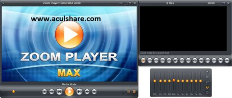 film equalizer bagus zoom player home max v8 00 final full patch free