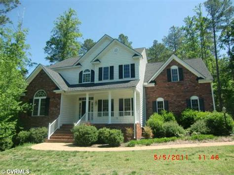 chesterfield court house virginia reo homes foreclosures