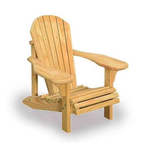 Amish Adirondack Chairs by Amish Kid S Pine Adirondack Chair Gifts For
