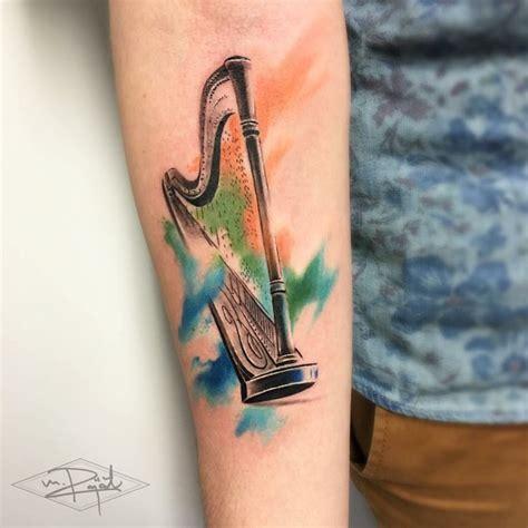 watercolour tattoos sydney the movement