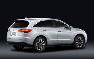 2013 acura rdx right rear photo 7