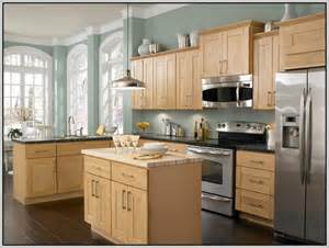 Honey Colored Kitchen Cabinets by Kitchen Wall Colors With Honey Maple Cabinets Painting