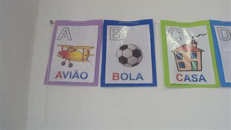 alfabeto ilustrado painel de letras eva no elo7 manias e