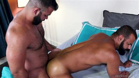 Bearback Hairy Latino Men Have Passionate Sex Porn