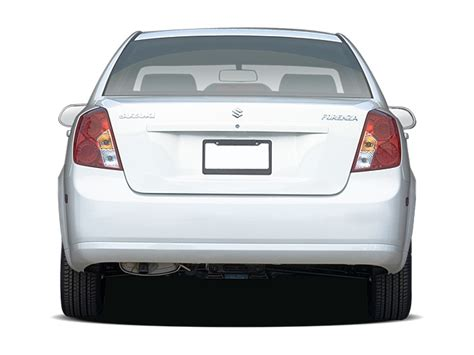 Suzuki Forenza Review by 2006 Suzuki Forenza Reviews And Rating Motor Trend