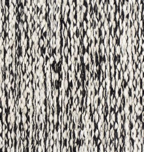 schwarz weisser teppich schwarz wei 223 er teppich aus schurwolle