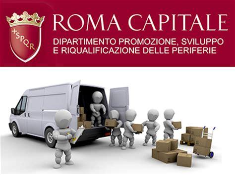 uffici di cambio roma roma capitale sito istituzionale il dipartimento