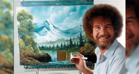 bob ross paintings on netflix la buena bob ross estar 225 en netflix
