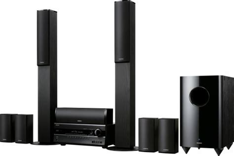 onkyo ht s7200 and ht s6200 7 1 channel home theater