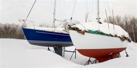 boat jack cover winter boat covers 4 other ways to protect your vessel