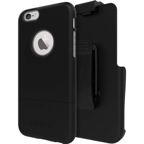 seidio surface for iphone 6 6s with holster bd2 hr7iph6 bk