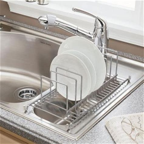 dish drainer for small side of sink rack it up why to wash and air instead of