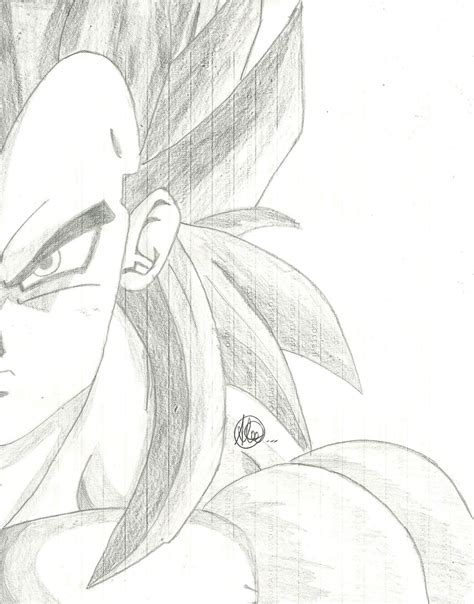 imagenes a lapiz de goku dibujos a lapiz de dragon ball z dragon ball dragons