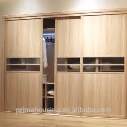 modern wooden wardrobe closet bedroom furniture view