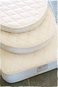 certified organic quilted innerspring crib mattress