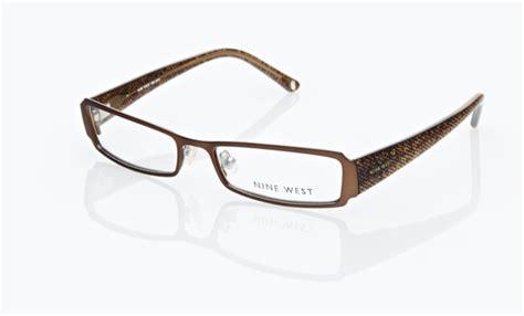 nine west s optical frames