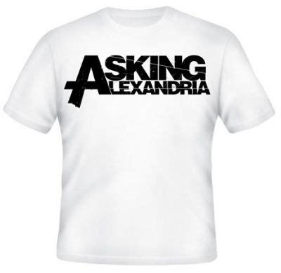 Kaos Band Polyflex Gildan Asking Alexandria kaos logo asking alexandria 1 kaos premium