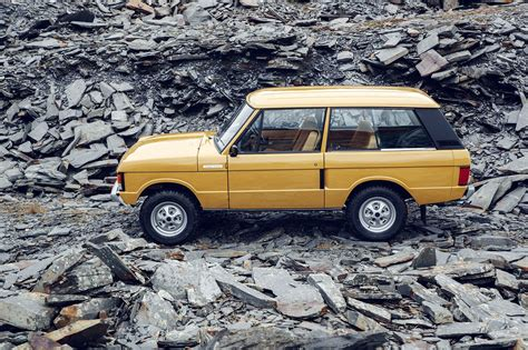 vintage range rover range rover classic reborn the rangie s back from the