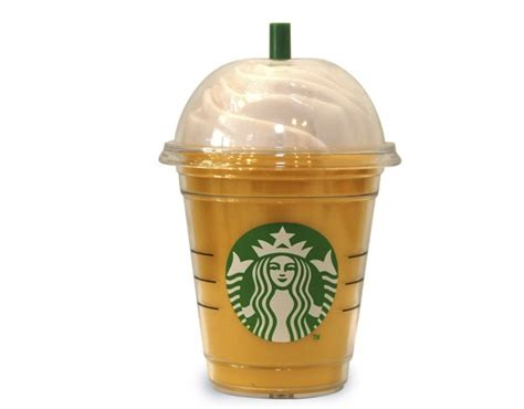 Powerbank Starbuck starbucks powerbank frappuccino gogo gadgets
