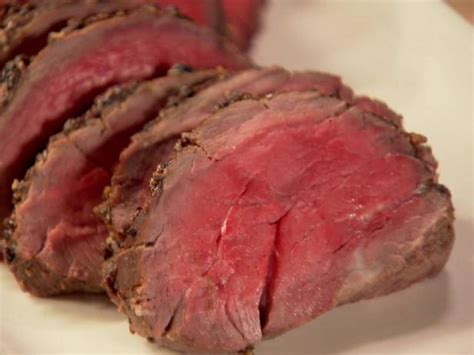 balsamic roast beef in oven balsamic roasted beef recipe ina garten food network