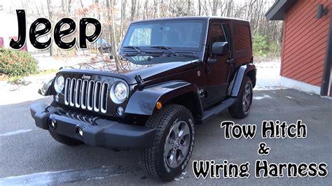 jeep jk flat tow wiring harness free wiring